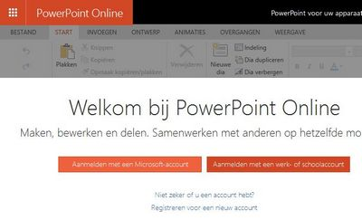 Powerpoint Online Login